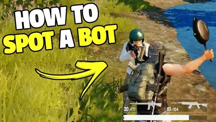 How to Spot and Kill more Bots in Battlegrounds Mobile India bots