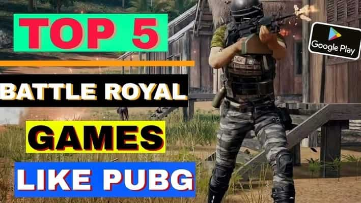 Top 5 Best Games Like PUBG New State for Android Phone 2021